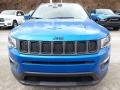 Jeep Compass Latitude 4x4 Laser Blue Pearl photo #9