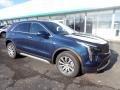 Cadillac XT4 Premium Luxury AWD Twilight Blue Metallic photo #1