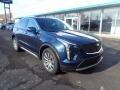 Cadillac XT4 Premium Luxury AWD Twilight Blue Metallic photo #2
