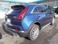 Cadillac XT4 Premium Luxury AWD Twilight Blue Metallic photo #5