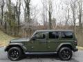 Jeep Wrangler Unlimited Sahara Altitude 4x4 Sarge Green photo #1