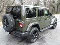 Jeep Wrangler Unlimited Sahara Altitude 4x4 Sarge Green photo #6
