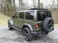Jeep Wrangler Unlimited Sahara Altitude 4x4 Sarge Green photo #8