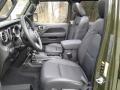 Jeep Wrangler Unlimited Sahara Altitude 4x4 Sarge Green photo #11