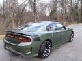 Dodge Charger Daytona F8 Green photo #6