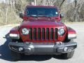 Jeep Wrangler Unlimited Sahara Altitude 4x4 Snazzberry Pearl photo #3