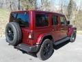 Jeep Wrangler Unlimited Sahara Altitude 4x4 Snazzberry Pearl photo #6