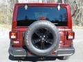 Jeep Wrangler Unlimited Sahara Altitude 4x4 Snazzberry Pearl photo #7