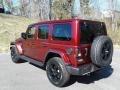 Jeep Wrangler Unlimited Sahara Altitude 4x4 Snazzberry Pearl photo #8