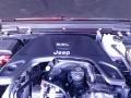 Jeep Wrangler Unlimited Sahara Altitude 4x4 Snazzberry Pearl photo #10