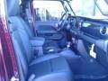 Jeep Wrangler Unlimited Sahara Altitude 4x4 Snazzberry Pearl photo #18