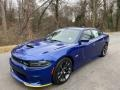 Dodge Charger Scat Pack Indigo Blue photo #2