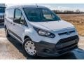 Ford Transit Connect XL Cargo Van Extended Frozen White photo #1