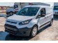 Ford Transit Connect XL Cargo Van Extended Frozen White photo #8