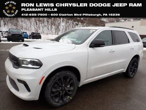White Knuckle 2021 Dodge Durango GT AWD