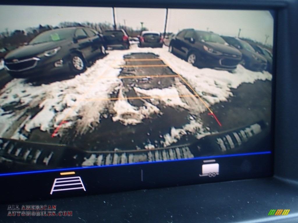 2021 Colorado WT Crew Cab 4x4 - Satin Steel Metallic / Jet Black/Dark Ash photo #20