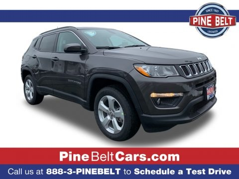 Granite Crystal Metallic 2021 Jeep Compass Latitude 4x4