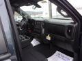 Chevrolet Silverado 1500 Custom Crew Cab 4x4 Shadow Gray Metallic photo #15