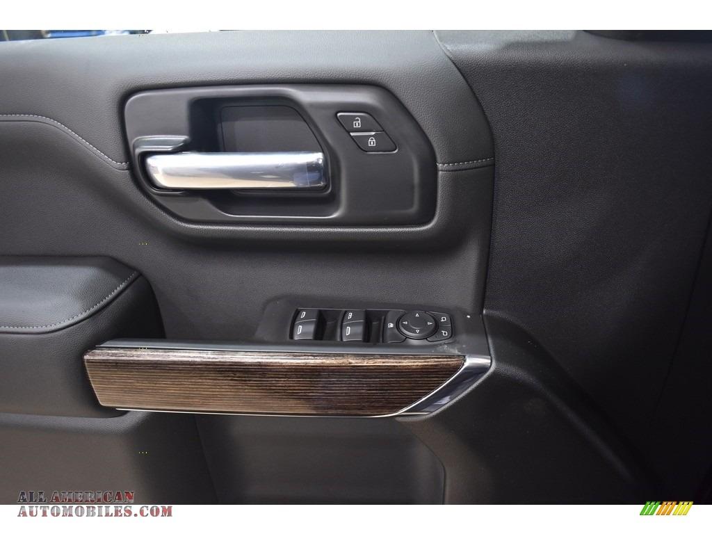 2021 Sierra 1500 Elevation Double Cab 4WD - Onyx Black / Jet Black photo #8