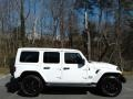 Jeep Wrangler Unlimited Sahara Altitude 4x4 Bright White photo #5