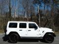Jeep Wrangler Unlimited Sahara Altitude 4x4 Bright White photo #5