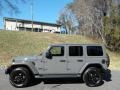 Jeep Wrangler Unlimited Sahara Altitude 4x4 Sting-Gray photo #1