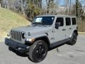 Jeep Wrangler Unlimited Sahara Altitude 4x4 Sting-Gray photo #2