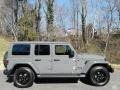 Jeep Wrangler Unlimited Sahara Altitude 4x4 Sting-Gray photo #5