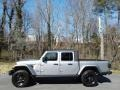 Jeep Gladiator Mojave 4x4 Billet Silver Metallic photo #1
