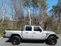 Jeep Gladiator Mojave 4x4 Billet Silver Metallic photo #5