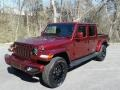 Jeep Gladiator High Altitude 4x4 Snazzberry Pearl photo #2