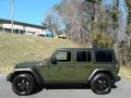 Jeep Wrangler Unlimited Sport Altitude 4x4 Sarge Green photo #1