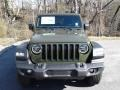 Jeep Wrangler Unlimited Sport Altitude 4x4 Sarge Green photo #3
