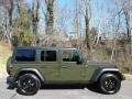 Jeep Wrangler Unlimited Sport Altitude 4x4 Sarge Green photo #5