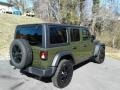 Jeep Wrangler Unlimited Sport Altitude 4x4 Sarge Green photo #6