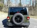 Jeep Wrangler Unlimited Sport Altitude 4x4 Sarge Green photo #7