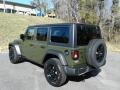 Jeep Wrangler Unlimited Sport Altitude 4x4 Sarge Green photo #8