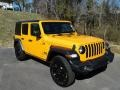 Jeep Wrangler Unlimited Sport Altitude 4x4 Nacho photo #4