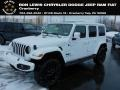 Jeep Wrangler Unlimited High Altitude 4x4 Bright White photo #1