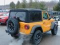 Jeep Wrangler Willys 4x4 Nacho photo #5
