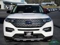 Ford Explorer Limited 4WD Star White Metallic Tri-Coat photo #8