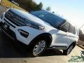 Ford Explorer Limited 4WD Star White Metallic Tri-Coat photo #27