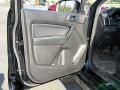 Ford Ranger Lariat SuperCrew 4x4 Shadow Black Metallic photo #9