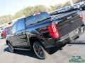 Ford Ranger Lariat SuperCrew 4x4 Shadow Black Metallic photo #28