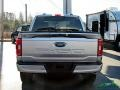 Ford F150 XLT SuperCrew 4x4 Iconic Silver photo #4