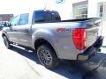Ford Ranger Lariat SuperCrew 4x4 Carbonized Gray Metallic photo #3