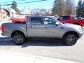 Ford Ranger Lariat SuperCrew 4x4 Carbonized Gray Metallic photo #7