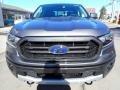 Ford Ranger Lariat SuperCrew 4x4 Carbonized Gray Metallic photo #9