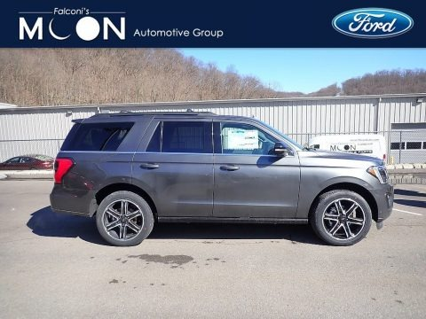 Magnetic Metallic 2021 Ford Expedition Limited 4x4