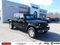 Jeep Gladiator Sport 4x4 Black photo #1